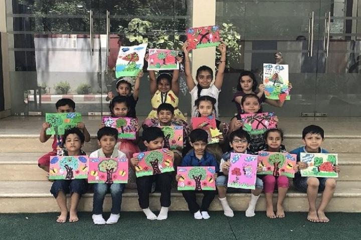 Banasthali Public School-Paintings