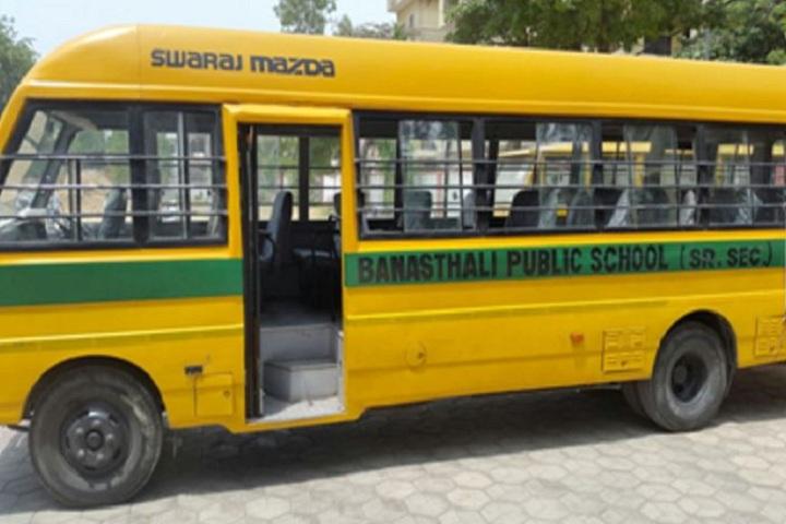 Banasthali Public School-Transport