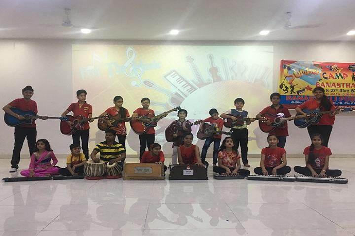 Banasthali Public School-Extra circular activity