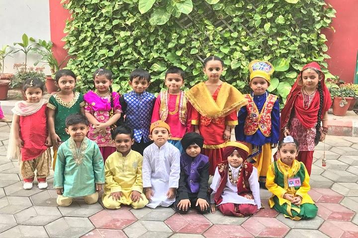Banasthali Public School-Fancy dress competition