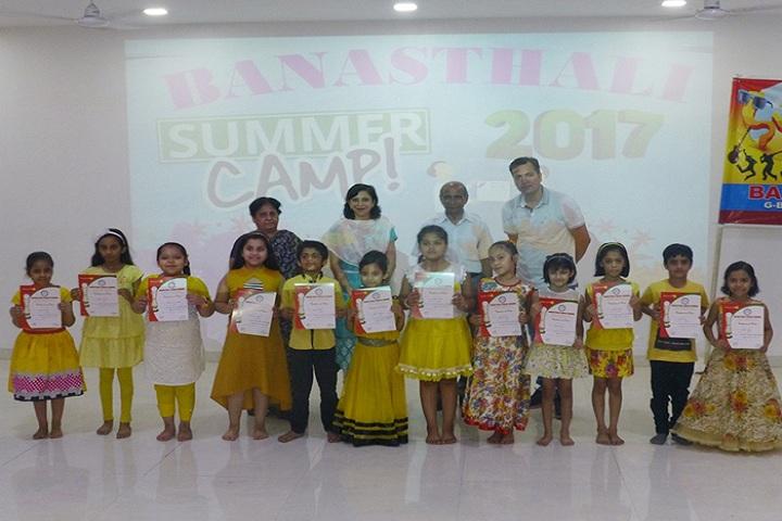 Banasthali Public School-KG convocation