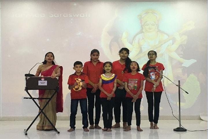 Banasthali Public School-Singing