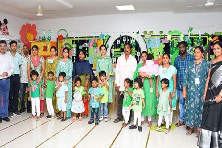 Lakshya International School-Green Day Celebration