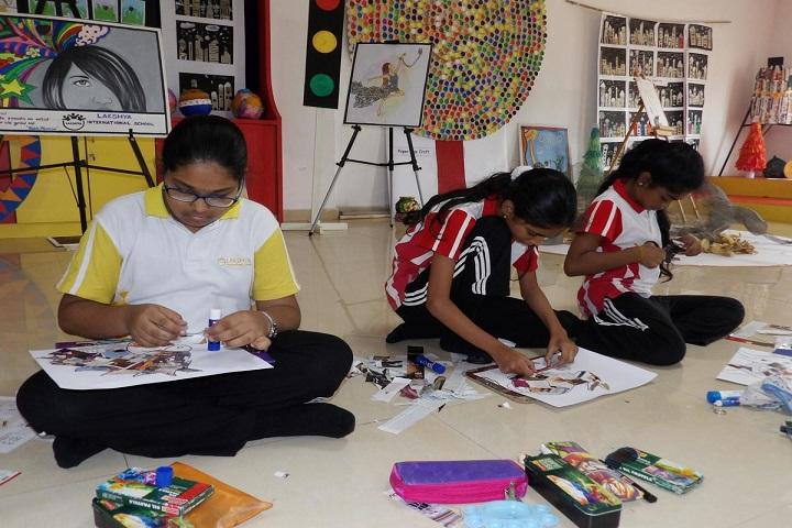 Lakshya International School-Activity