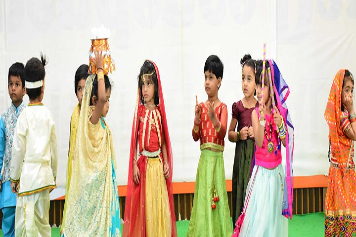 Lakshya International School-Events