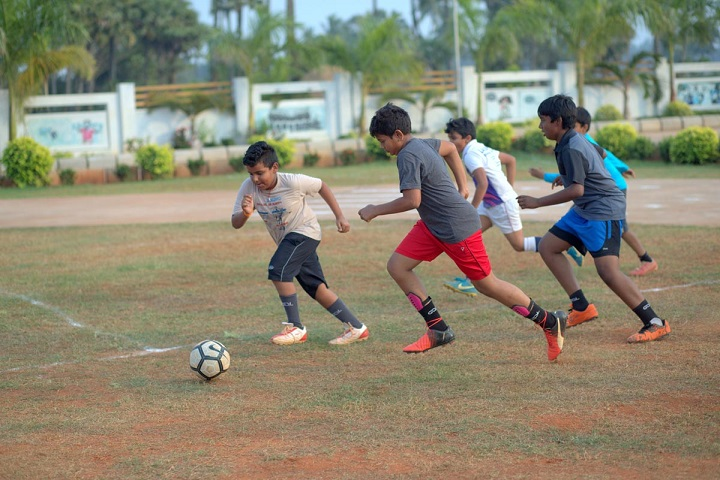 Lakshya International School-Sports