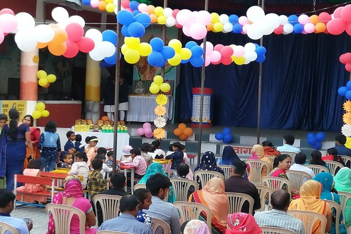 Bhagati Ji Memorial Model School-Annual day