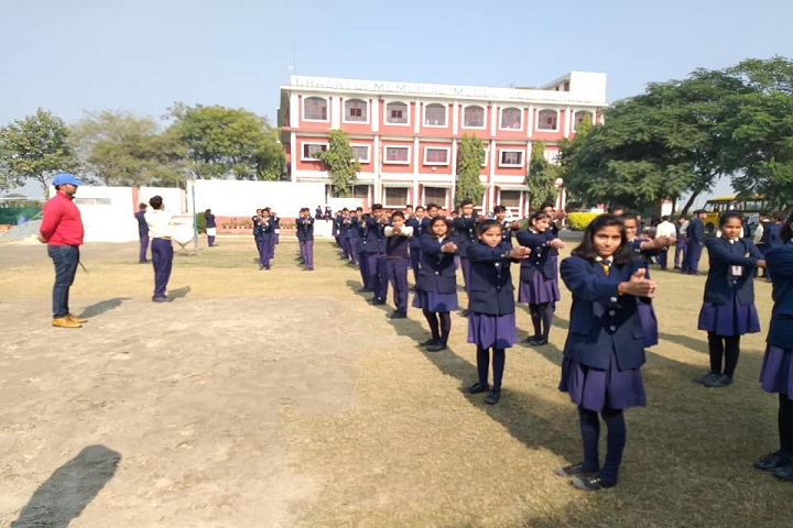 Bhagati Ji Memorial Model School-Assembly