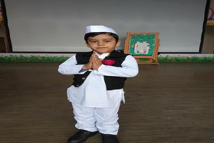 Bhagati Ji Memorial Model School-Kid