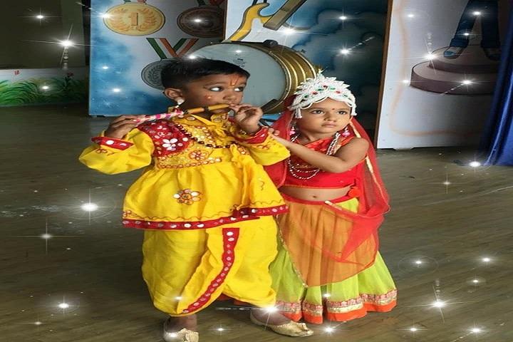 Bhagati Ji Memorial Model School-Festivals