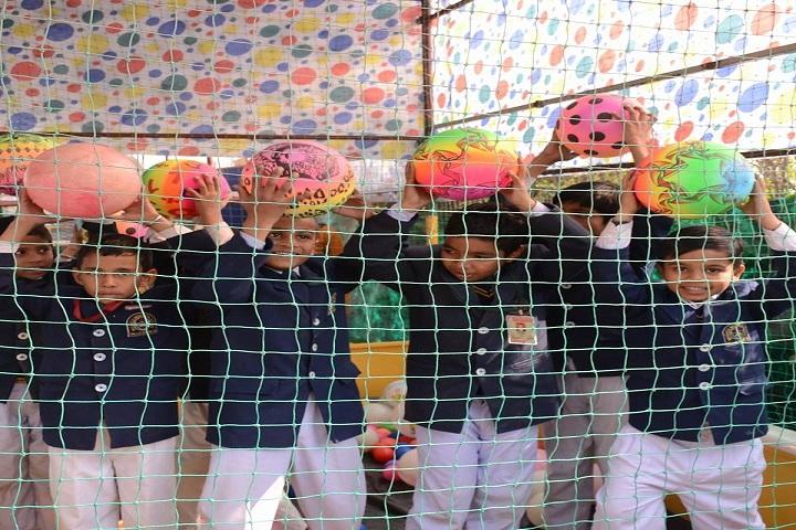 Bhagati Ji Memorial Model School-Playing Room