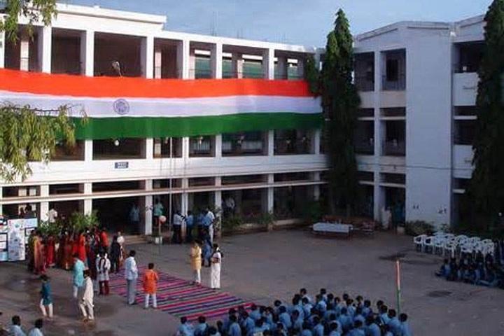 Bharat Mata Saraswati Bal Mandir-Independence Day