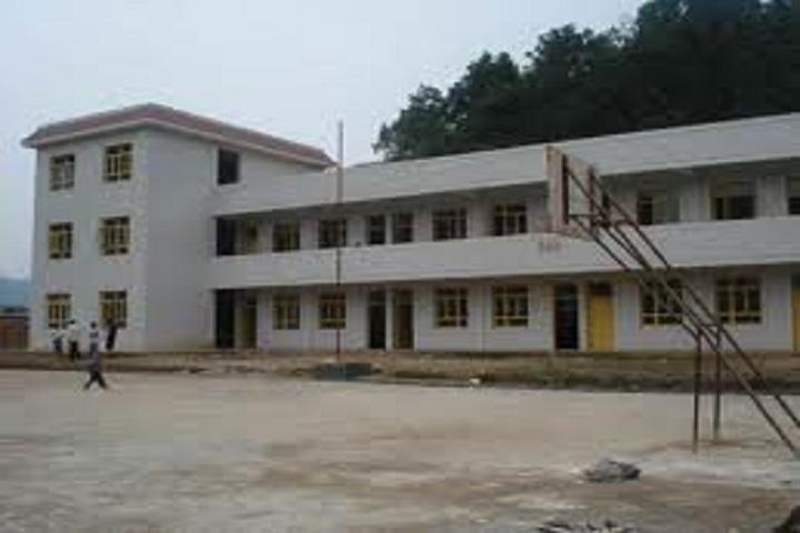 Bharat Mata Saraswati Bal Mandir-Play Ground