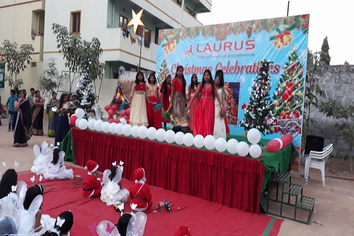 Laurus The School Of Excellence-Christmas Celebrations