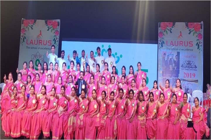 Laurus The School Of Excellence-Annual Day