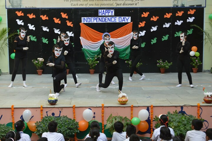 Bharti Public School-Independence Day