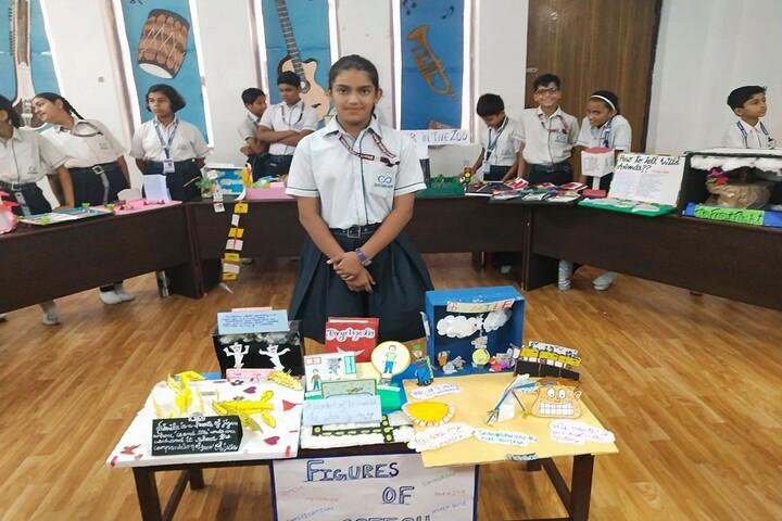 Bharti Public School-School Exhibition