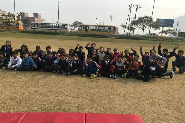 Bharti Public School-Sports