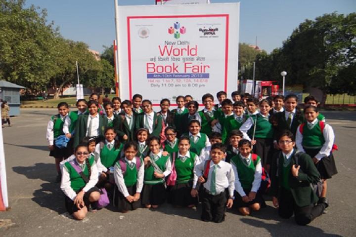 Bhatnagar International School-Excursion