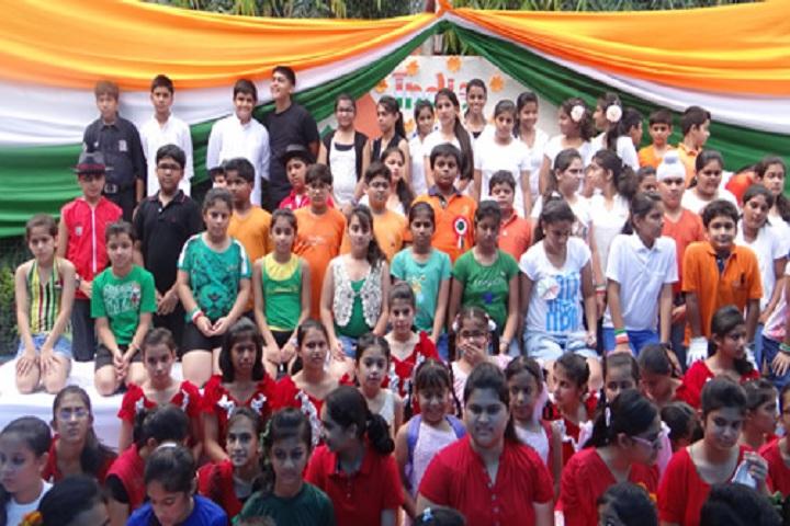 Bhatnagar International School-Independence Day