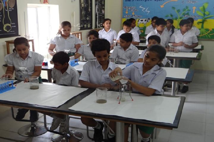 Bhatnagar International School-Science Lab