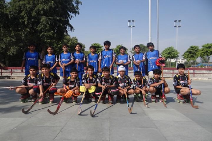 Bhatnagar International School-Sports