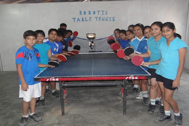 Bhatnagar International School-Indoor Games