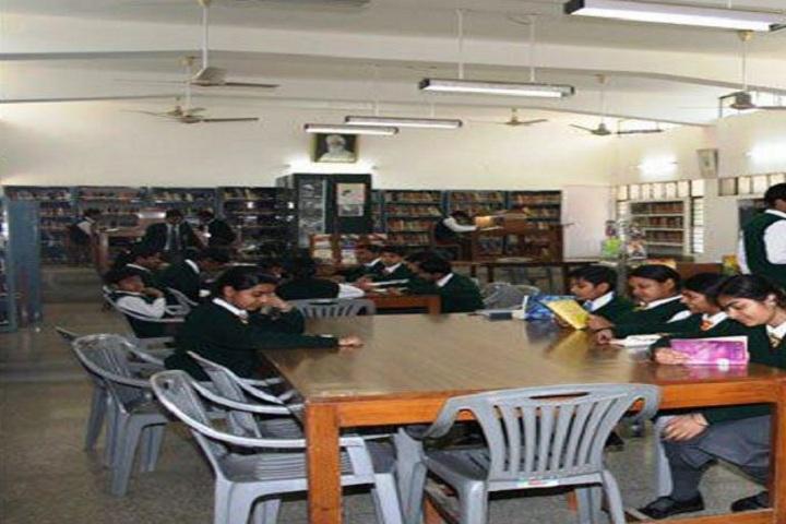 Bhavans Sawan Public School-Library