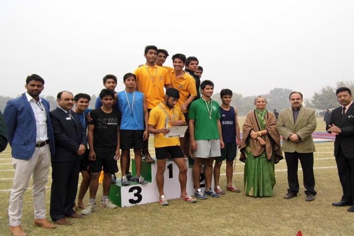 Bhavans Sawan Public School-Achievements