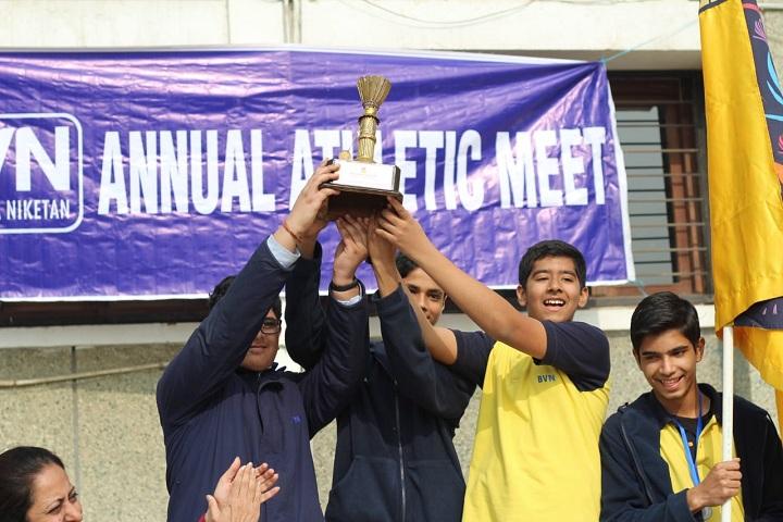 Birla Vidya Niketan-Sports Day