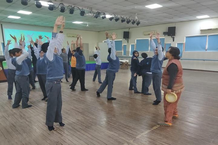Birla Vidya Niketan-Workshop