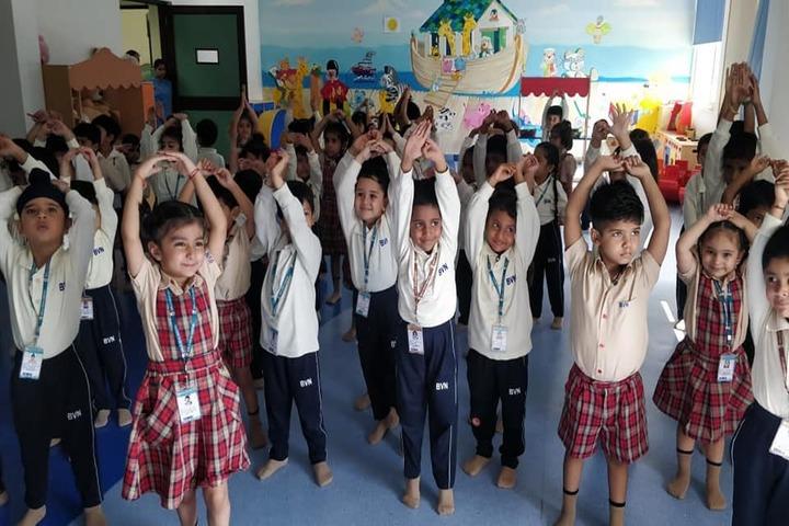 Birla Vidya Niketan-Classroom Activity