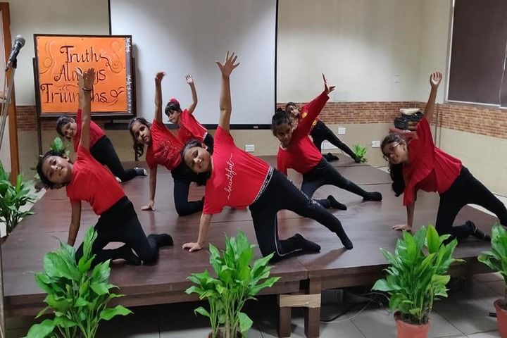 Birla Vidya Niketan-Dance