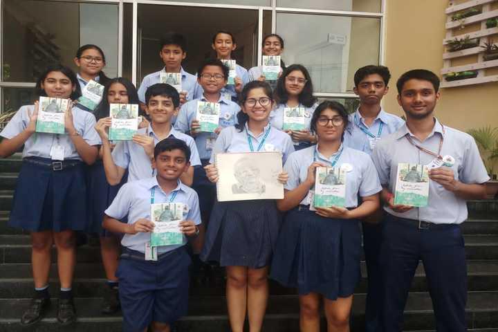 Birla Vidya Niketan-Drawing Competition