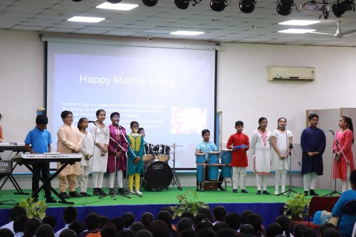 Birla Vidya Niketan-Music Activity
