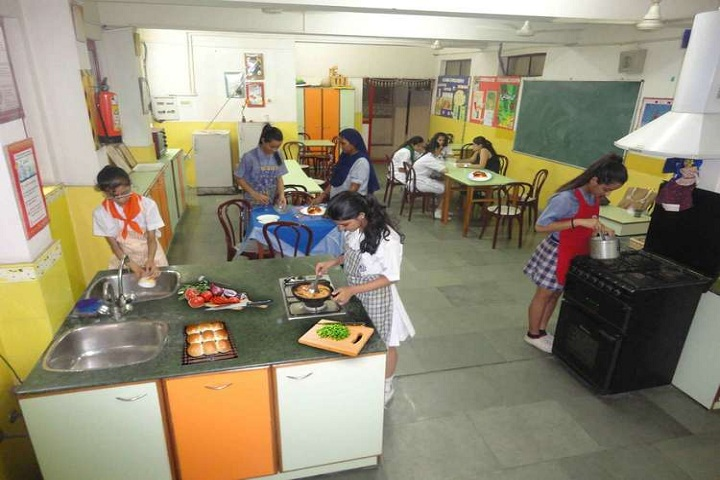 Blue Bells School International-Cooking Classes