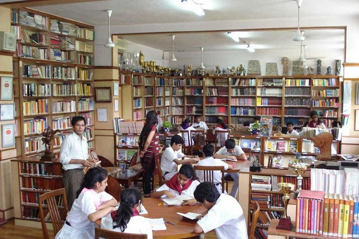 Blue Bells School International-Library