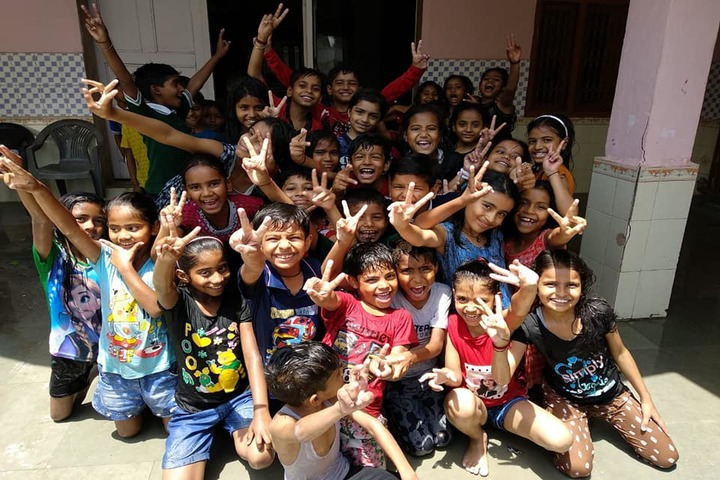 Brahma Shakti Public School-Kids Area