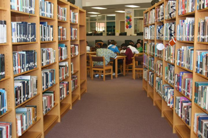 Brahma Shakti Public School-Library