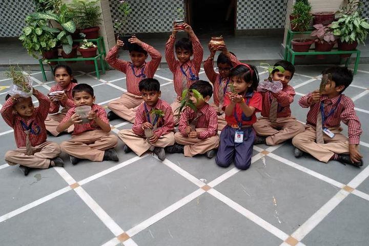 Brahma Shakti Public School- kids