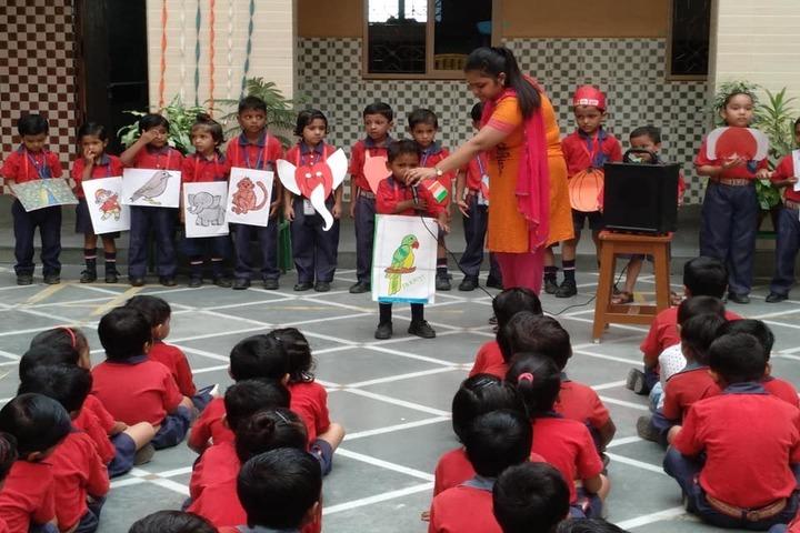 Brahma Shakti Public School-Red Day