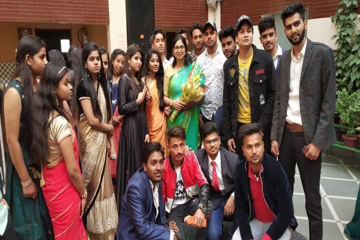 Brahma Shakti Public School-Students