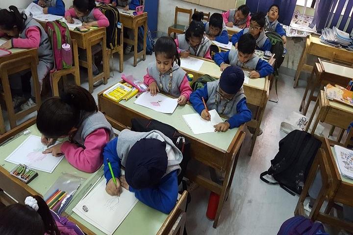 Brain International School-Class
