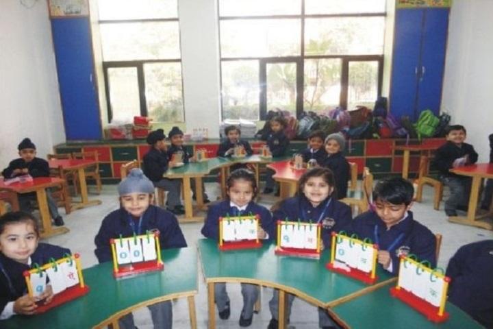 Brain International School-Kids