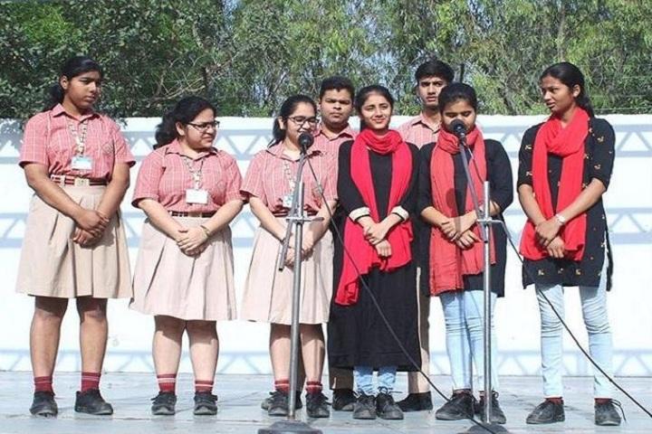 Brain International School-Singing
