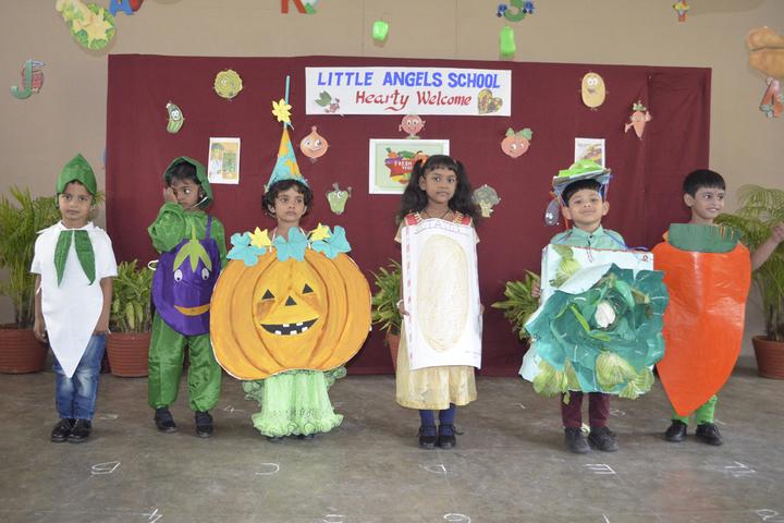 Little Angels School-Fancy Dress