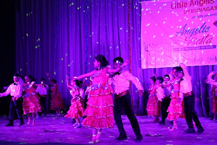 Little Angels School-Events