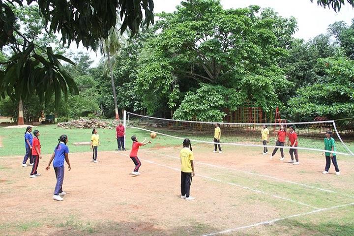 Little Angels School-Sports