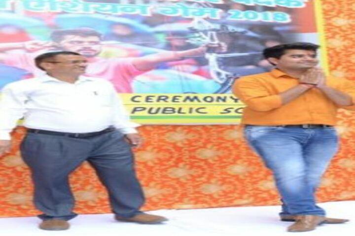 C R Saini Public School-Event