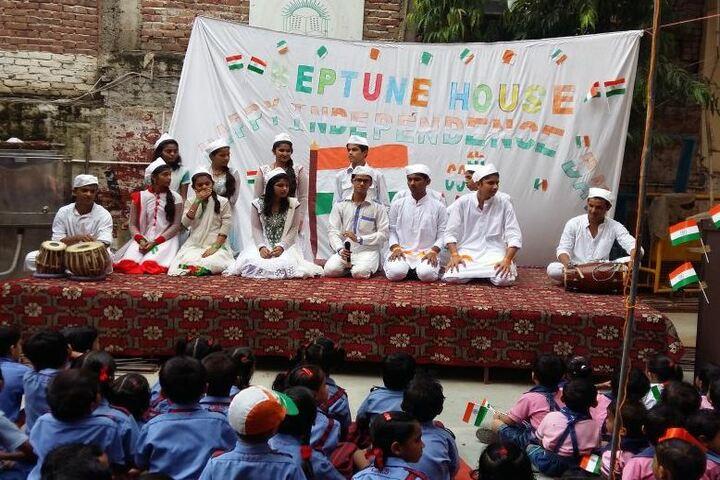 C R Saini Public School-Indepedence Day